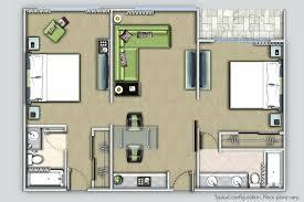 Bedroom Modern Hotels 2 Bedroom Suites Within With Floor Plan Two Suite  Astonishing Hotels 2 Bedroom