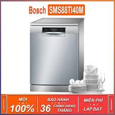 Máy rửa bát độc lập Bosch SMS88TI40M - Seri 8 TGB , dung tích rửa 14 bộ  chén bát ( Xuất sứ Đức - Bảo Hành 3 Năm ) giá cạnh tranh