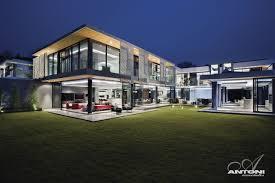 6th 1448 Houghton ZM / SAOTA   Modern mansion, Mansion and Backyard