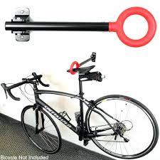 bike wall hanger single bike bicycle wall mount folding rack seat hanger storage stand hook bicycle wall hook home depot