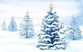 Snowy Christmas Wallpapers - Wallpaper Cave
