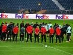 Ajax takımı Manchester saldırısını unutmadı