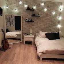 simple bedroom tumblr. Bed, Bedroom, Guitar, Lights, Room, Tumblr, Emra Zukic Simple Bedroom Tumblr O