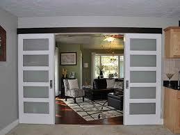 modest wall mount sliding doors interior cool gallery ideas