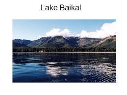 Презентация на английском языке на тему Озеро Байкал lake baikal  Презентация о озере Байкал Чтобы распечатать эту презентацию ее можно скачать бесплатно Скачать презентацию