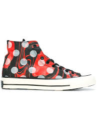 converse shoes high tops red. converse polka dot hi-top sneakers men shoes,converse all star sale,online shoes high tops red