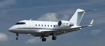 Bombardier Challenger 604 Business Jet Traveler