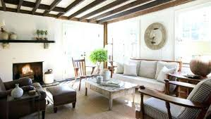 open rafter ceiling cottage living room also ceiling wooden beams for inspired roof and exposed brick