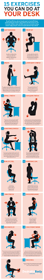 deskercise infographic