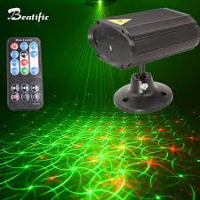 Party Lights That Go With Music Low Price Red Green Disco Sound Light Stage Strobe Effect