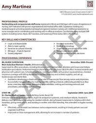 Med Surg Nurse Resume Awesome New Registered Nurse Resume Sample