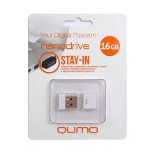 Купить <b>USB</b> Flash накопитель 16GB <b>Qumo</b> Nano (QM16GUD ...