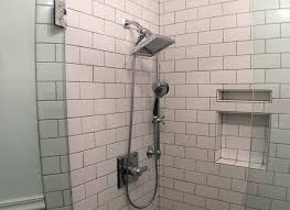 grout bathroom. selecting a grout color that contrasts with your tile is ideal if you want to draw attention the pattern/layout of overall instead bathroom e
