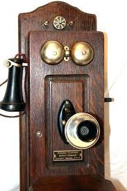 antique wall phone antique wall phone antique wall phone telephone supply co oak wall phone excellent