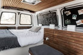 The Vanual Complete Guide To Living The Van Life Interesting Van Interior Design Interior