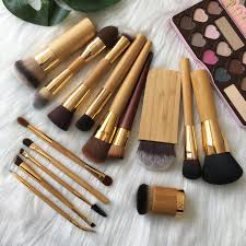 Emax Design Sponge Hot Item Makeup Brushes Set 15 Pcs Professional Synthetic Foundation Blending Concealer Eye Face Liquid Powder Cream Cosmetics Brushes Inspired By