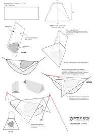 hammock bivy prototype design the ultimate hang
