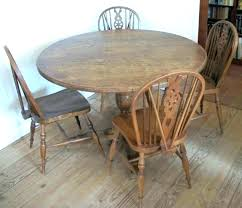 antique round dining table vintage wooden dining table vintage round dining table vintage oak round dining