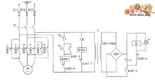 motor brake circuit diagram circuit diagram world motor brake circuit diagram