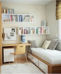 Bedroom design for small space