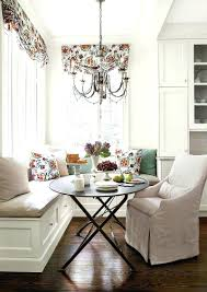 ... Seating Banquette Space Savvy Banquettes With Built In Storage  Underneath Pillows And Drapes Add Color And ...