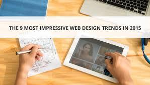 Web Design Trends 2015 The 9 Most Impressive Web Design Trends In 2015 Cmsmart