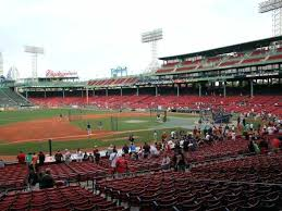 Fenway Park Seating Chart View 3d Red Sox Seat Wonmedia Com Co