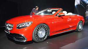Having set the standards for luxury automobiles for almost a century, mercedes never rest on their laurels and. Mercedes Maybach S650 Cabriolet Video Preview