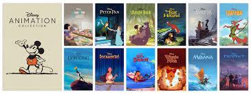 Animation Studios Walt Disney Animation Studios Complete Collection 1937