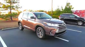 2018 toyota highlander. fine toyota 2018 toyota highlander hybrid review canada intended t