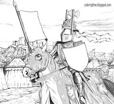 Small Picture Coloring Pages Kids Medieval Coloring Pages Medieval Patterns