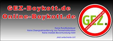 GEZ Boykott