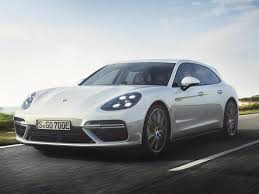 The Porsche Panamera Turbo S Sport Turismo hybrid packs 680 ...