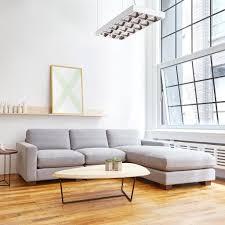 v modern furniture. v parkdale bisectional modern furniture a