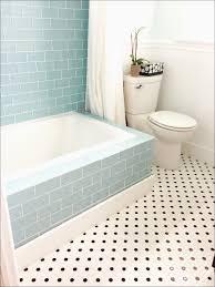 trim around bathtub floor ideas