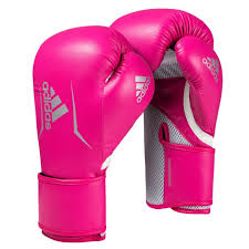 Adidas Womens Speed 100 Boxing Gloves Title Boxing Gear