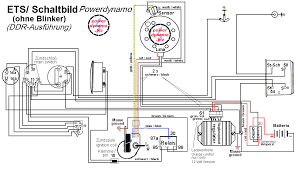 powerdynamo for mz es ets 175 300 wiring diagram of a ets 250 the system