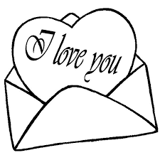 Small Picture I love you coloring pages love letter ColoringStar