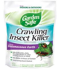 garden insecticide. Crawling Insect Killer Containing Diatomaceous Earth Garden Insecticide I