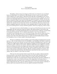on friendship essay write a short essay on friendship shareyouressays