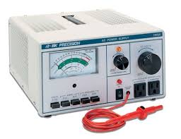 power supply guide b k precision 1 these variable transformers are often called variacs which originally was a trademark of general radio corporation but the word has become generic and