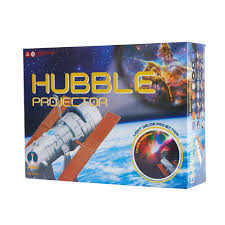 Outer Space Light Projector Johnco Hubble Projector