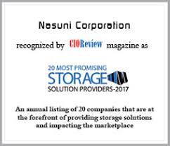 Nasuni Next Gen Cloud Native File Storage