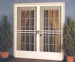 patio french doors with screens. Elegant Patio French Doors With Screens Hinged