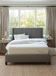 tempur pedic bed frame headboards. Perfect Bed Tempurpedic Headboard Tempur Pedic Most Recommended Bed In America Modern  Bedroom Inside Frame Headboards E