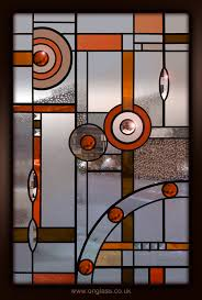 bevelled glass