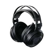 Razer Nari Tinh Chơi Game Không Dây Tai Nghe Tai Nghe Tai Nghe Chụp Tai THX  Không Gian Âm Thanh Gel Mát Thấm Đệm Không Dây 2.4GHz Bluetooth Earphones &  Headphones