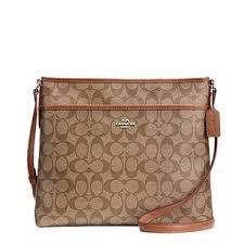 Coach Messenger Cross Body Bag