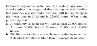 what does extensive experience mean solved extensive experience with fans of a certain type u