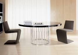 modern round dining room table impressive design ideas contemporary round dining room tables kids room designs
